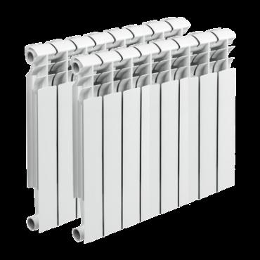 Установка 2 радиаторов отопления