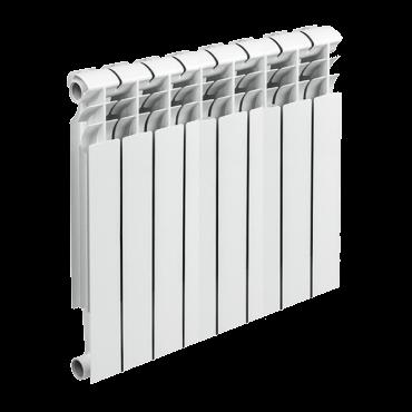 Монтаж батареи отопления